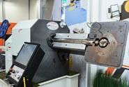 3D-R70. Станок с ЧПУ для гибки проволоки диаметром 2 - 7мм