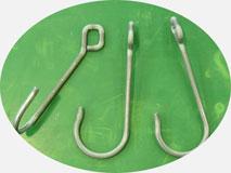 Проволокогиб с ЧПУ. Специальные крючки для подвесов.