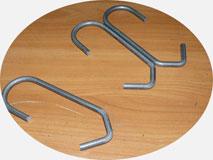 Проволокогиб с ЧПУ. Изготовление элемента подвеса для теплиц.