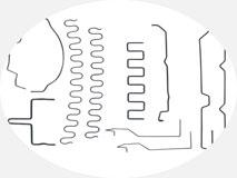 Проволокогиб с ЧПУ. Гибка плоских и трехмерных изделий из проволоки.