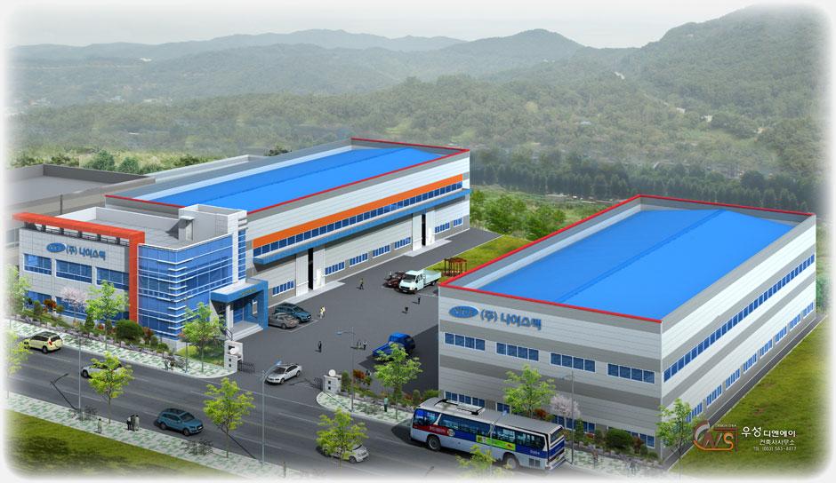 Завод Nicemach, Южная Корея. Станки с ЧПУ для гибки проволоки